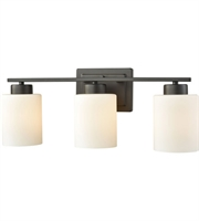 Picture for category Thomas CN579311 Summit Place Bath Lighting 21in Oil Rubbed Bronze 3-light