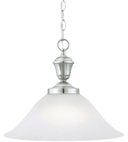 Picture for category Thomas SL823578 Whitmore Pendants 15in Brushed Nickel 1-light