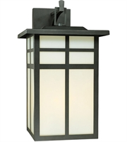 Picture for category Thomas SL91067 Mission Wall Sconces 11in Black 3-light