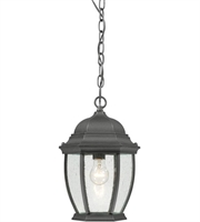 Picture for category Thomas SL92337 Coington Pendants 10in Black 1-light