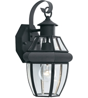Picture for category Thomas SL94137 Heritage Wall Sconces 7in Black 1-light