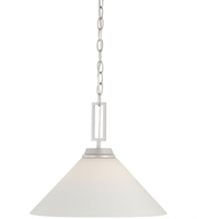 Picture for category Thomas TC0007117 Wright Pendants 16in Matte Nickel 1-light