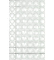 Picture for category Dimond Home 114-126 Mirrors Clear Glass Geometric Grid