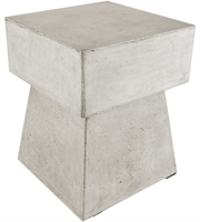 Picture for category Dimond Home 157-019 Chairs Waxed Concrete Concrete Mushroom
