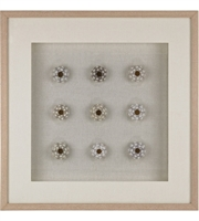 Picture for category Dimond Home 168-011 Decor White and Natural Shells Wood Matt Shells Sea Urchin