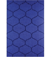 Picture for category Dimond Home 8905-345 Decor Blue Hand-Woen Wool Dash