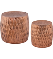 Picture for category Dimond Home 8990-030/S2 Chairs Copper Iron Djembe