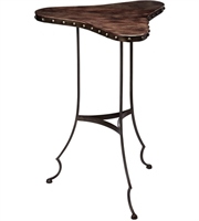 Picture for category Dimond Home 983-011 Tables Dark Brown and Oil Rubbed Bronze Mango Wood Metal Cloer