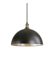 Picture for category Pendants 1 Light With Bronze Finish Metal Shell Material Carolyn Kinder Designer 16 inch 100 Watts