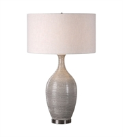Picture for category Table Lamps 1 Light With Gray Finish Ceramic and Iron Material 31 inch 150 Watts