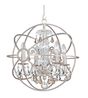 Picture for category World of Lighting WL48804 Mini Chandeliers Olde Siler Wrought Iron Sacramento