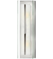 "Picture for category Bathroom Vanity 2 Light Fixtures With Chrome Finish Steel Material Medium 6"" 200 Watts"