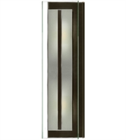 "Picture for category Bathroom Vanity 2 Light Fixtures With Oil Rubbed Bronze Finish Steel Material Medium 6"" 200 Watts"