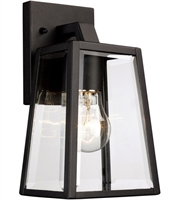 Picture for category Trans Globe Lighting 50210 BK Wall Sconces Black Metal Obsidian