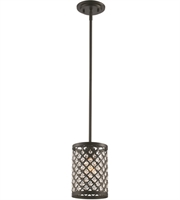Picture for category Trans Globe Lighting 70910 ROB Mini Pendants Rubbed Oil Bronze Metal Infusion