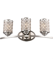 Picture for category Trans Globe Lighting 70913 PC Wall Sconces Polished Chrome Metal Infusion