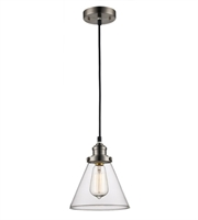 Picture for category Trans Globe Lighting PND-1079 Pendants Brushed Nickel Metal Jenny
