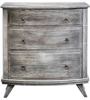 Picture for category Uttermost 25806 Furniture Burnished Driftwood and Antique Bronze MDF Carb Phase 2 Mahogany Wood Jacoby