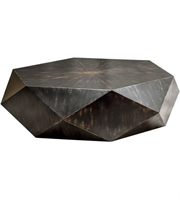 Picture for category Uttermost 25832 Tables Mango Veneer with Worn Black and Honey MDF Carb Phase 2 Jaawood Volker