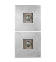 Picture for category World of Decor RL-127745 Decor Siler Mdf Abalone Shells
