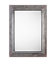 Picture for category Mirror With Finish Aged Stone and Material - Mirror Zinc MDF sizes 33 X 45 inch