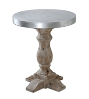 Picture for category World of Decor RL-81858 Tables Wood Metal Mdf Martel