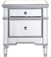 Picture for category Furnitures With Silver Finish with Plain Design and White Color size 27 X 16 inch