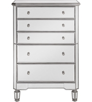 Picture for category Furnitures With Silver Finish with Plain Design and White Color size 49 X 16 inch