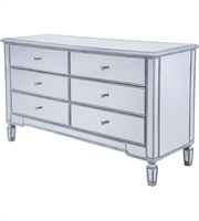 Picture for category Furnitures With Silver Paint Finish and Solid Wood MDF Material size 34 X 60 inch