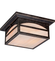 "Picture for category Outdoor Wall Sconces 2 Light Fixtures With Umber Bronze Tone Finish E26 Bulb 11"" 120 Watts"