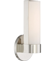 Picture for category RLA Nuvo RL-136638 Bath Lighting Polished Nickel Bond