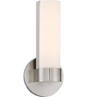 Picture for category Bathroom Vanity 1 Light With Brushed Nickel Finish LED Bulb Type 6 inch 10 Watts