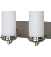 Picture for category RLA Nuvo RL-71331 Bath Lighting Brushed Nickel Iron Polaris