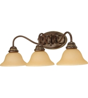 Picture for category RLA Nuvo RL-71365 Bath Lighting Sonoma Bronze Metal Castillo