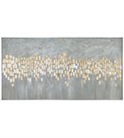 Picture for category Uttermost 35358 Decor Siler Leaf Pine/Canas/Acrylic Parade