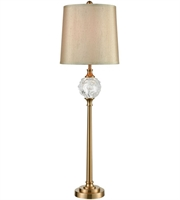 Picture for category Dimond Lighting D3526 Table Lamps Cafe Bronze Metal Hand Formed Glass Joule