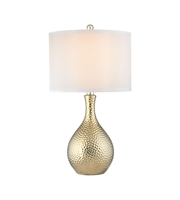 Picture for category World of Lights WLGT145683 Table Lamps Gold Plate Metal Soleil