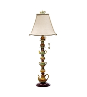 Picture for category Table Lamps 1 Light With Burwell Finish Composite Material Medium Base Bulb Type 35 inch 100 Watts