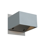Picture for category RLA Access RL-140111 Wall Sconces Satin Aluminum Square