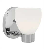 Picture for category Bathroom Vanity 1 Light With Chrome Finished and Metal Material 6 inch 60 Watts
