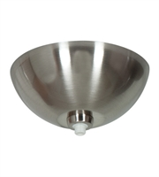 Picture for category Lighting Accessories 1 Light With Brushed Steel Finish and Metal Material 3 inch 50 Watts