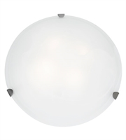 Picture for category Lighting Shades With White Clear Tones Finished and Glass Shade Material 10 inch