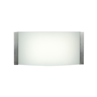 Picture for category Access Lighting 62296LEDD-BS/OPL Bath Lighting Brushed Steel Metal Wae