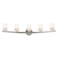 Picture for category Access Lighting 63815-47-MC/OPL Bath Lighting Matte Chrome Metal Classical