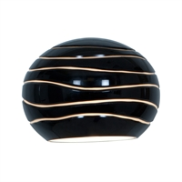 Picture for category Access Lighting 979WJ-BLKLN Lighting Shades Sphere