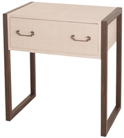 Picture for category Guild Master 7116542 Tables Classic Heritage Grey Stain Solid Mahogany Signature