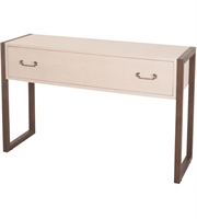 Picture for category Guild Master 7116543 Tables Classic Heritage Grey Stain Solid Mahogany Signature