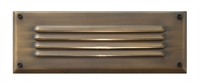 "Picture for category Matte Bronze Tone Finish Lighting Accessories 9"" Wide Solid Brass LED 1 Light Fixture"