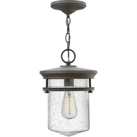 "Picture for category Buckeye Bronze Tone Finish Outdoor Pendant 10"" Wide Aluminum Medium 1 Light Fixture"