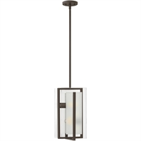 "Picture for category Pendants 2 Light Fixtures With Oil Rubbed Bronze Finish Steel Material Medium Bulb 8"" 200 Watts"
